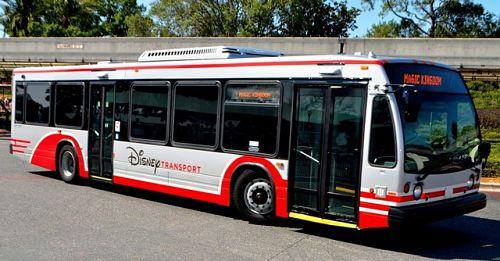 Translado para os parques para os hóspedes da Disney | (c) DVC-rental