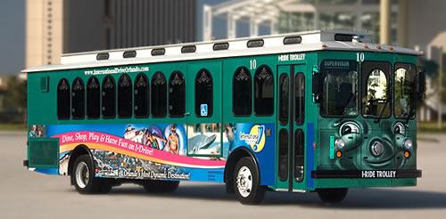 I-Trolley da Green Line