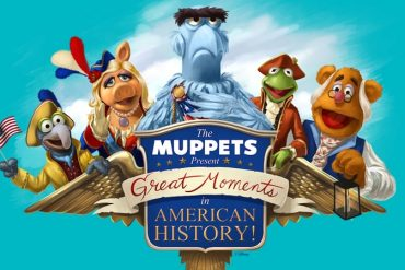 Disney Point Muppets
