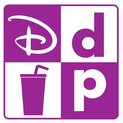 o alimento com esse símbolo no menu é considerado um Snack do Disney Dining Plan