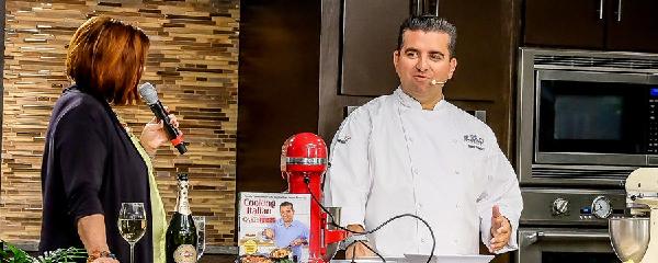 Buddy Valastro no Food & Wine do ano passado