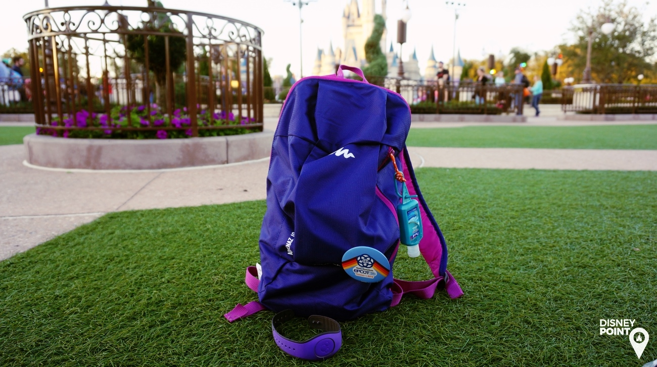 Disney Point Mochila de Parque
