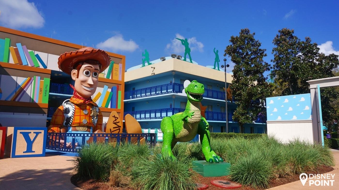 Disney anuncia reabertura de mais hotéis