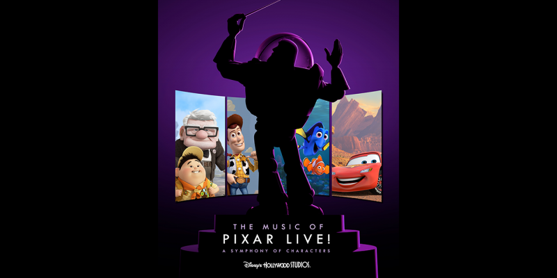 Disney Point Hollywood Studios Pixar 1
