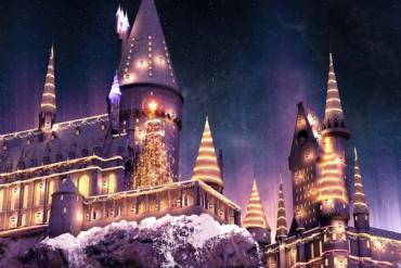 Disney Point Harry Potter Natal