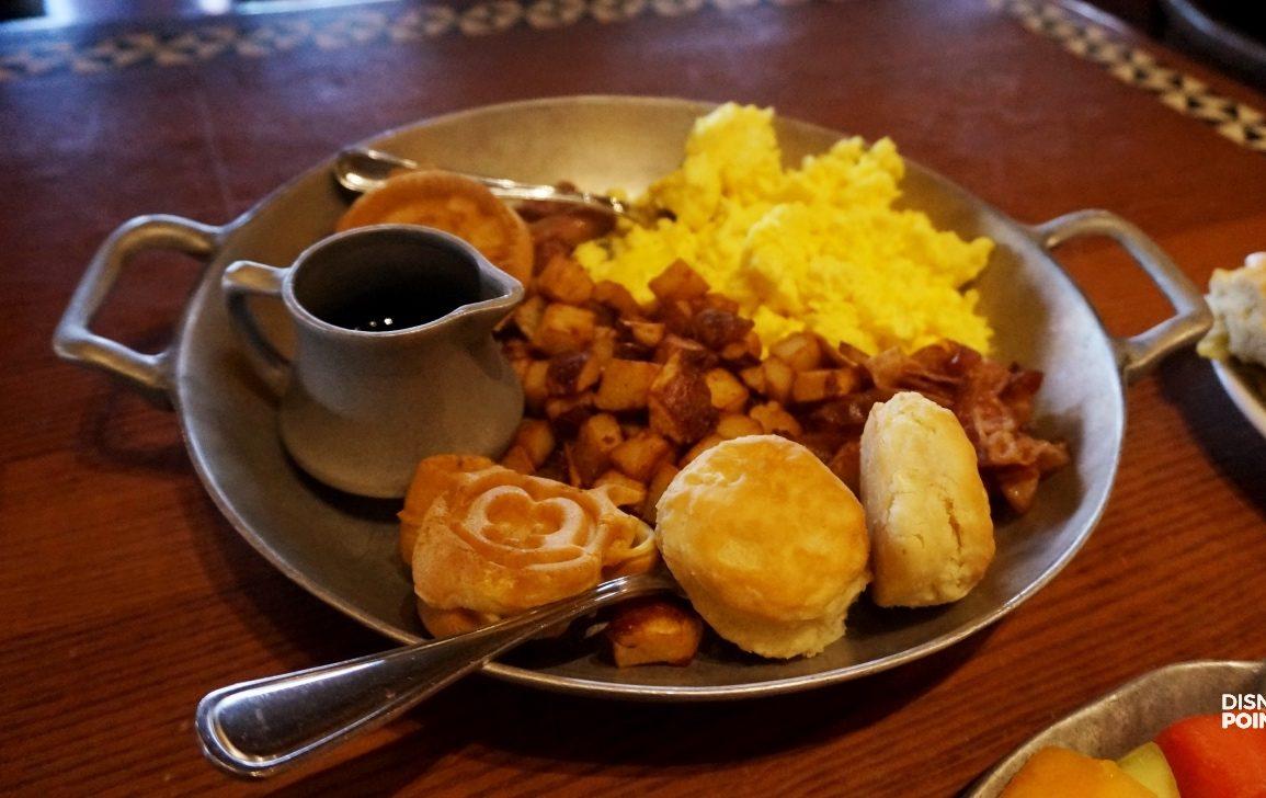 Disney Point Ohana Café da Manhã