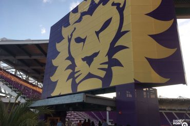 Disney Point Orlando City Entrada