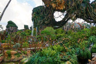 Disney Point Avatar Pandora Paisagem 3