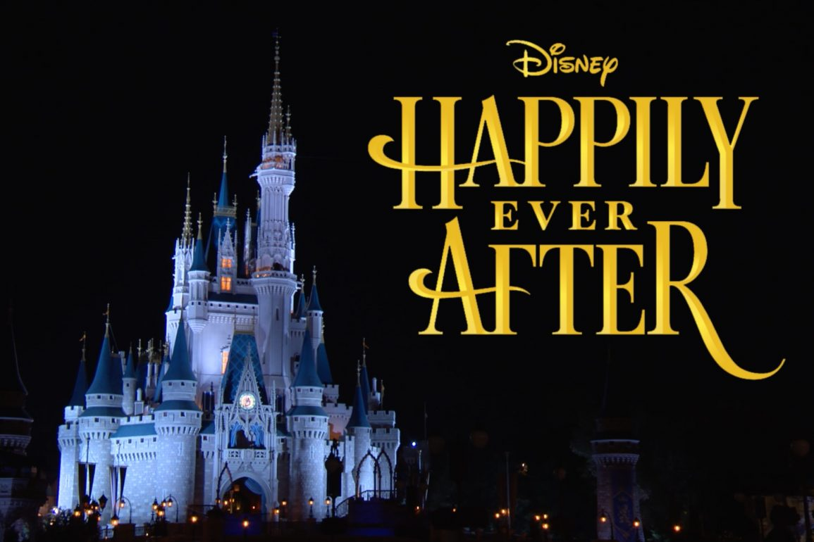 Disney Point Happily Ever After Live