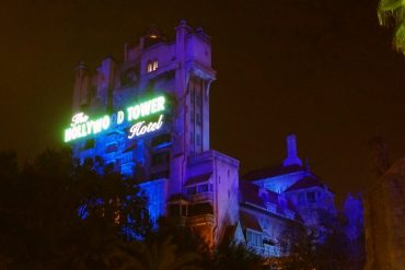 Disney Point Hollywood Tower cover