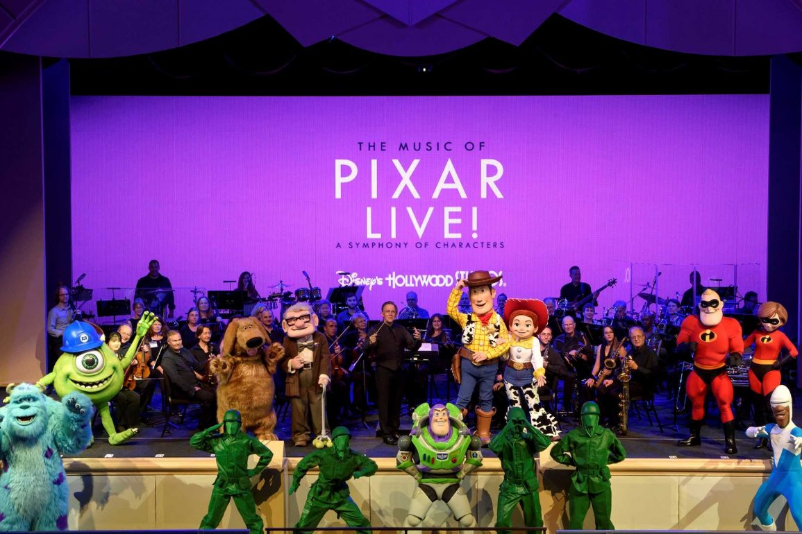 Disney Point Pixar Live