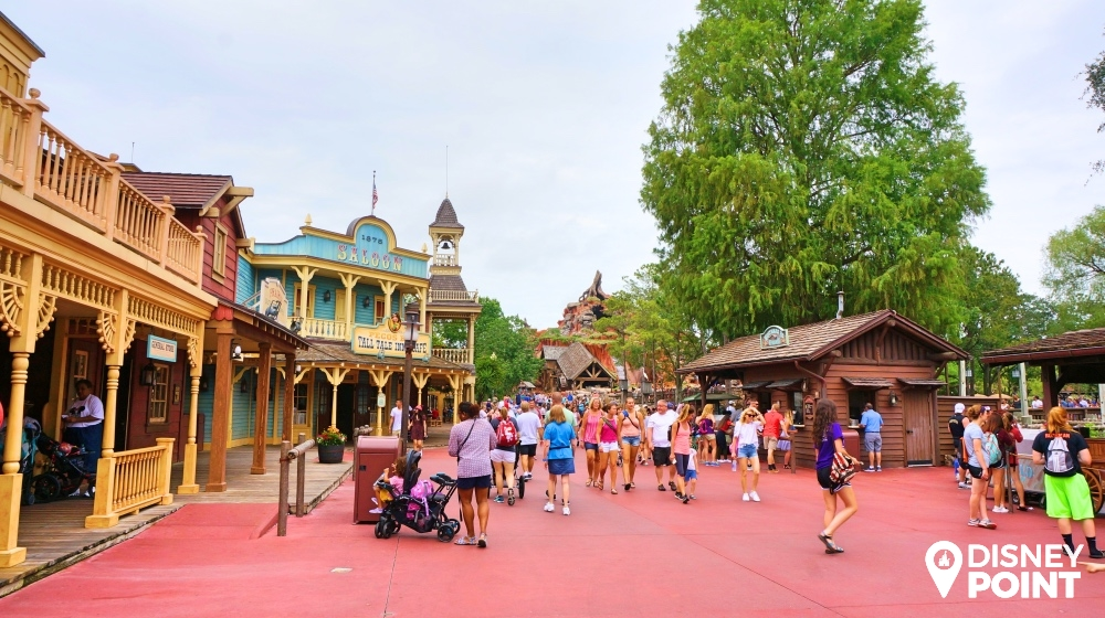 Frontierland Magic Kingdom
