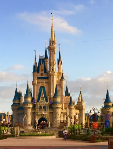 Disney Point Roteiro Magic Kingdom Castelo Cinderella