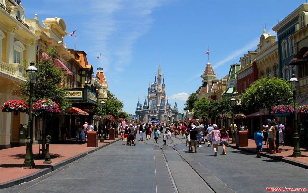 Disney Point Roteiro Magic Kingdom Main Street