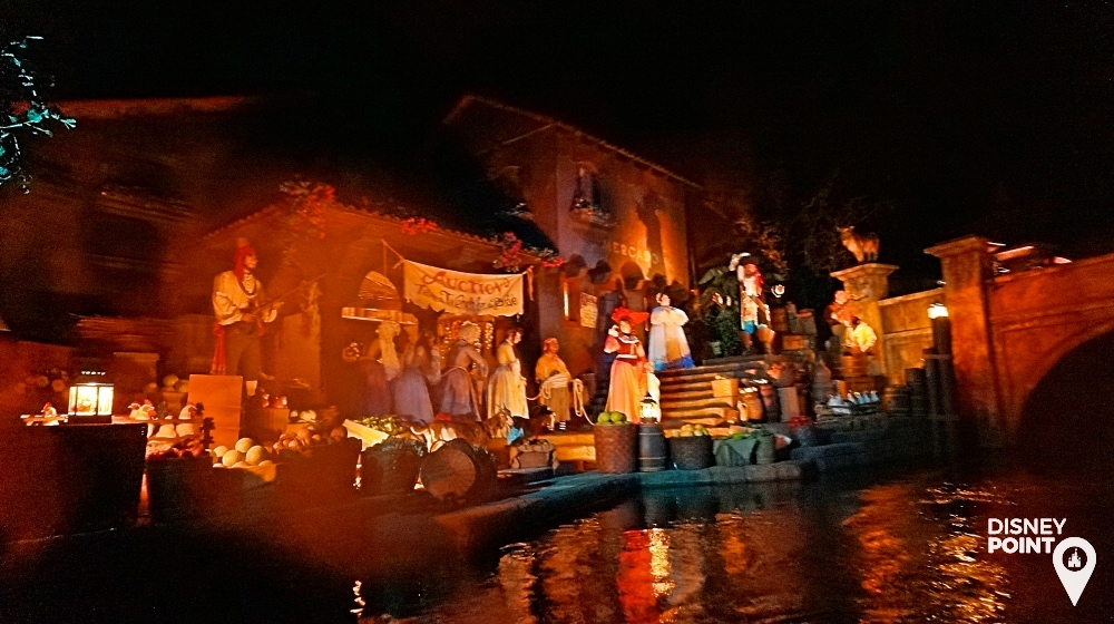 Piratas do Caribe no Magic Kingdom Adventureland Orlando Disney