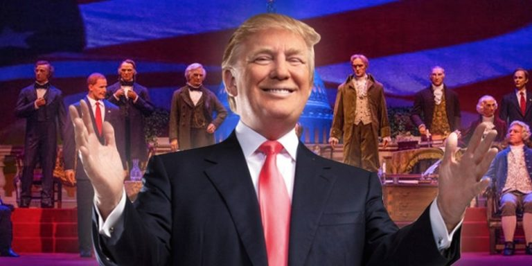 Disney Donald Trump