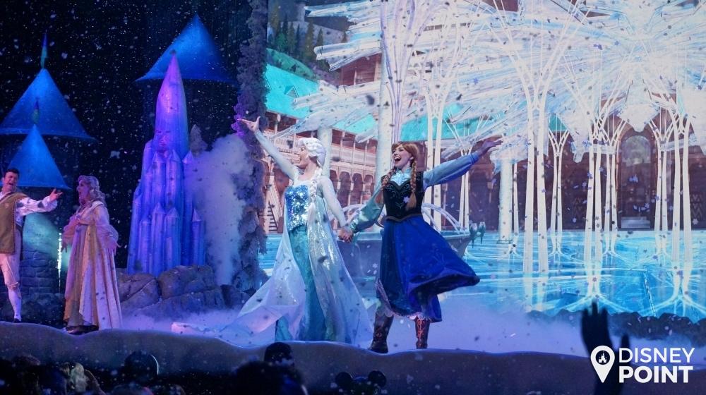 Disney Point Roteiro Studios Frozen