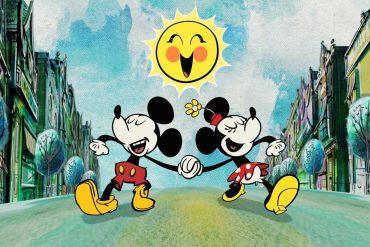 Disney Point Mickey Minnies Railway