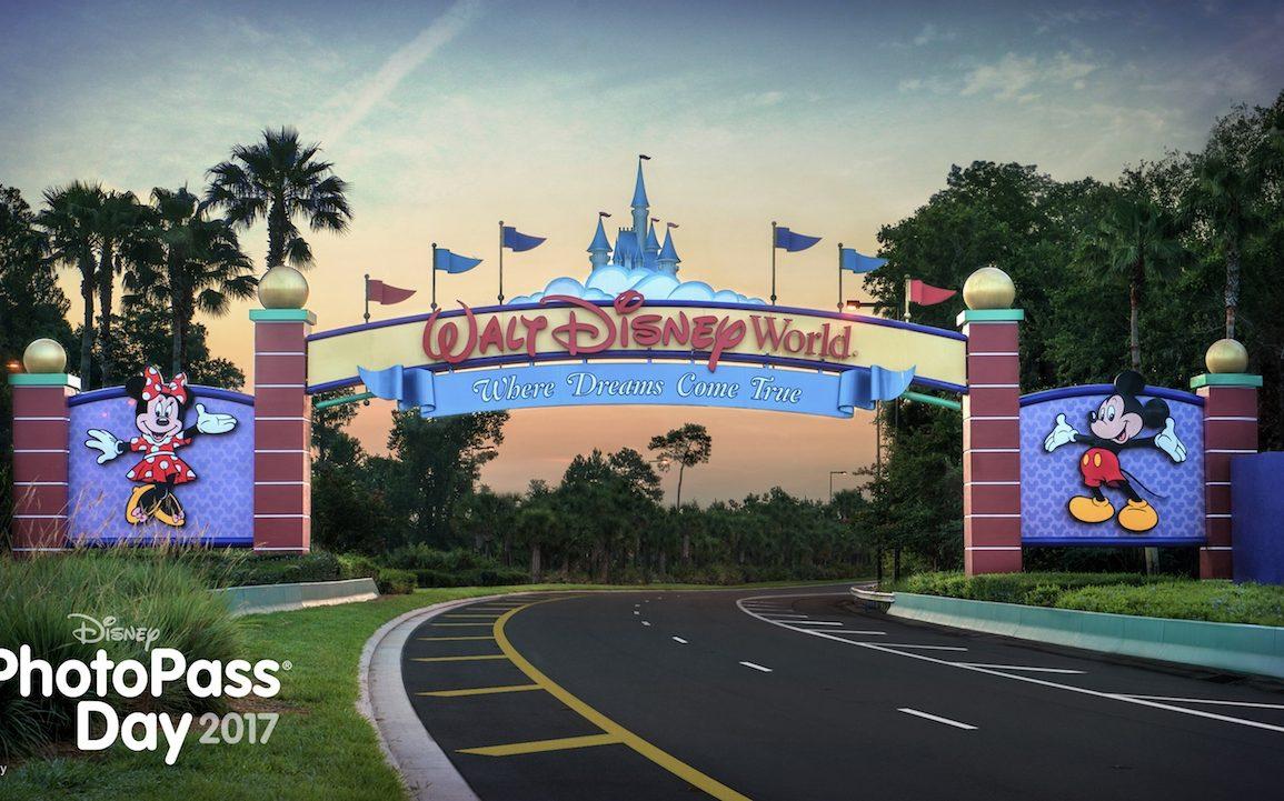 Disney Point Photpass Day 2017