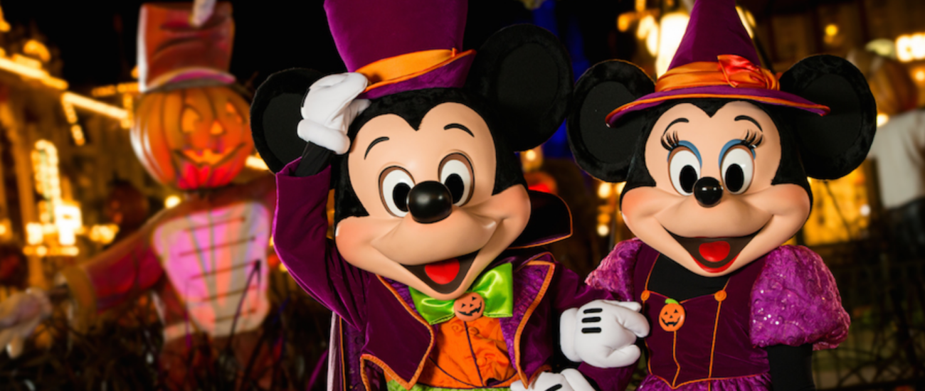 Mickey's Not So Scary Halloween Party  Halloween da Disney