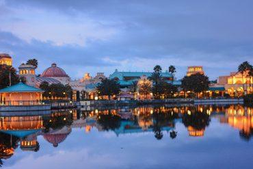 Disney Point Hospedagem Coronado Springs Fachada