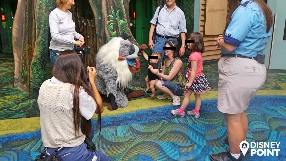 Disney Point Roteiro Grátis Animal Kingdom Rafiki