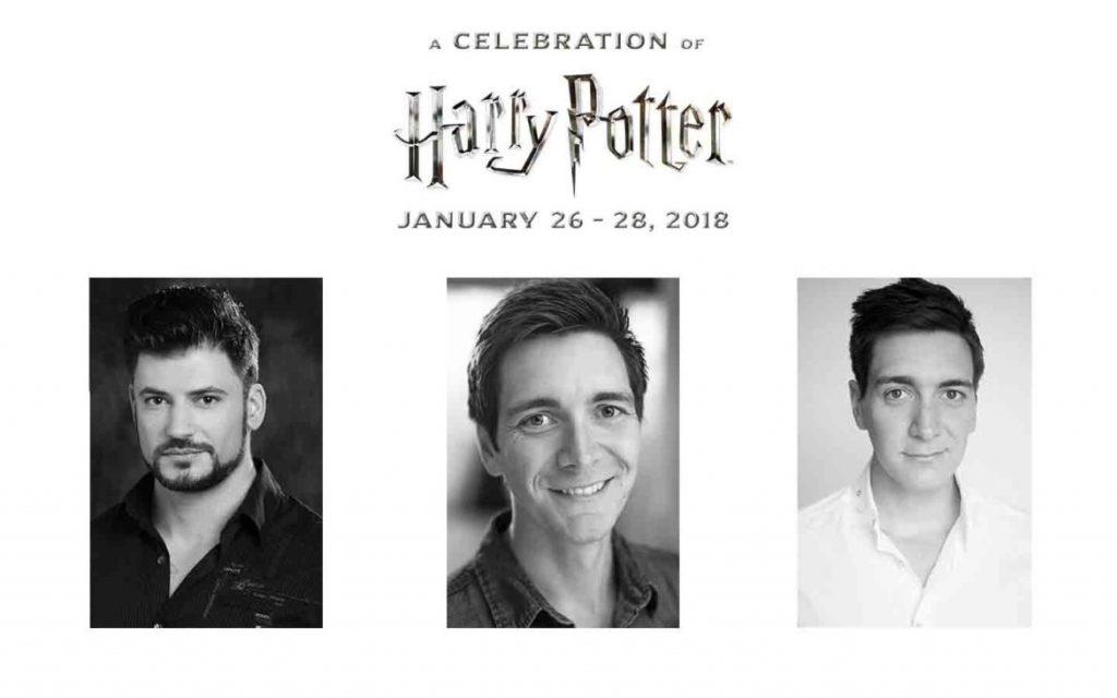 Atores de Harry Potter que farão parte do Evento A Celebration of Harry Potter no Universal Orlando