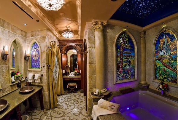 Disney Point Castelo Cinderella Banheiro