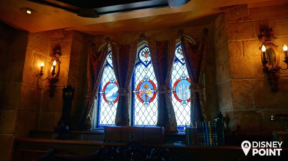 Disney Point Suite Castelo Cinderella Magic Kingdom Janela