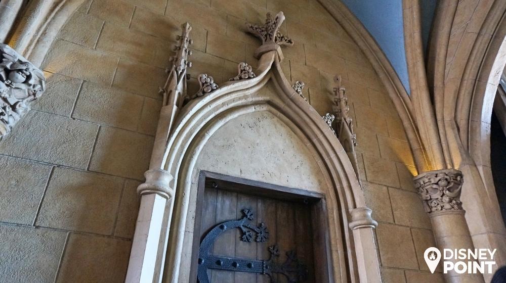 Disney Point Suite Castelo Cinderella Magic Kingdom Porta