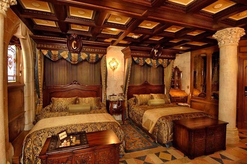 Disney Point Suite Castelo Cinderella Magic Kingdom Quarto