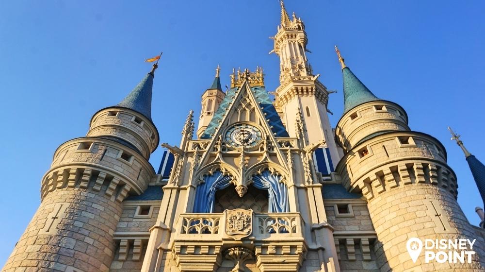 quarto suite castelo da Cinderella Disney Magic Kingdom