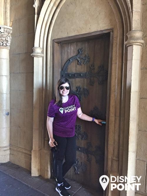 Disney Point Suite Cinderella Magic Kingdom Entrada