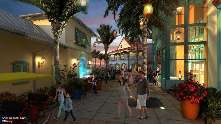 Disney Point Caribbean Beach Reforma
