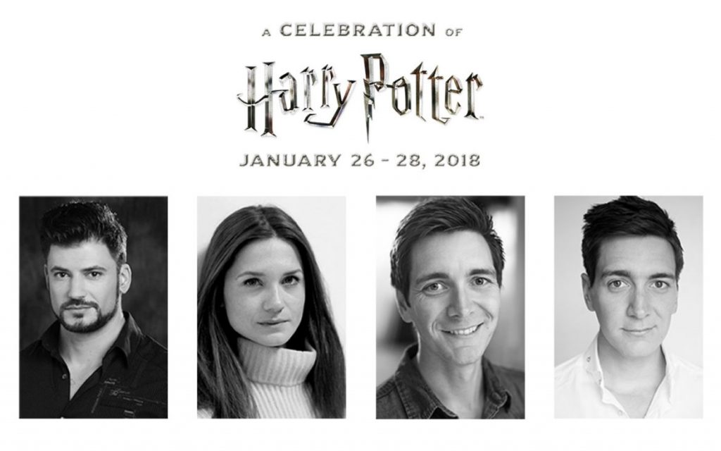 Celebration of Harry Potter Universal 2018 Bonnie Wright