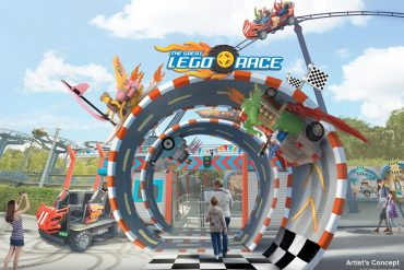 Disney Point Legoland The Great Lego Race