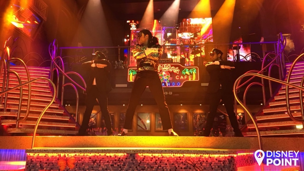Disney Point Mangos Tropical Cafe Michael Jackson 3
