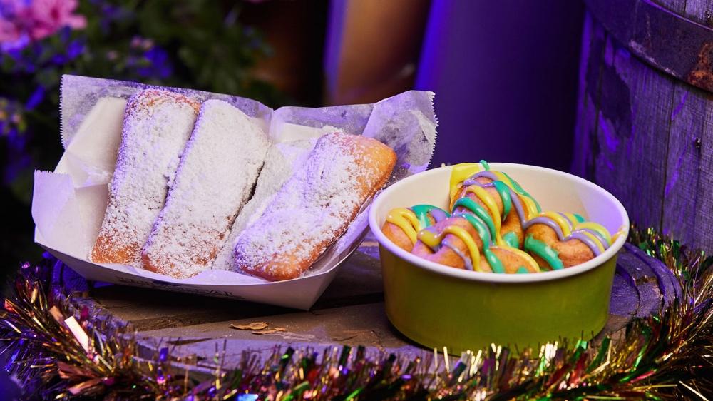 Beignets, a sobremesa tradicional de New Orleans