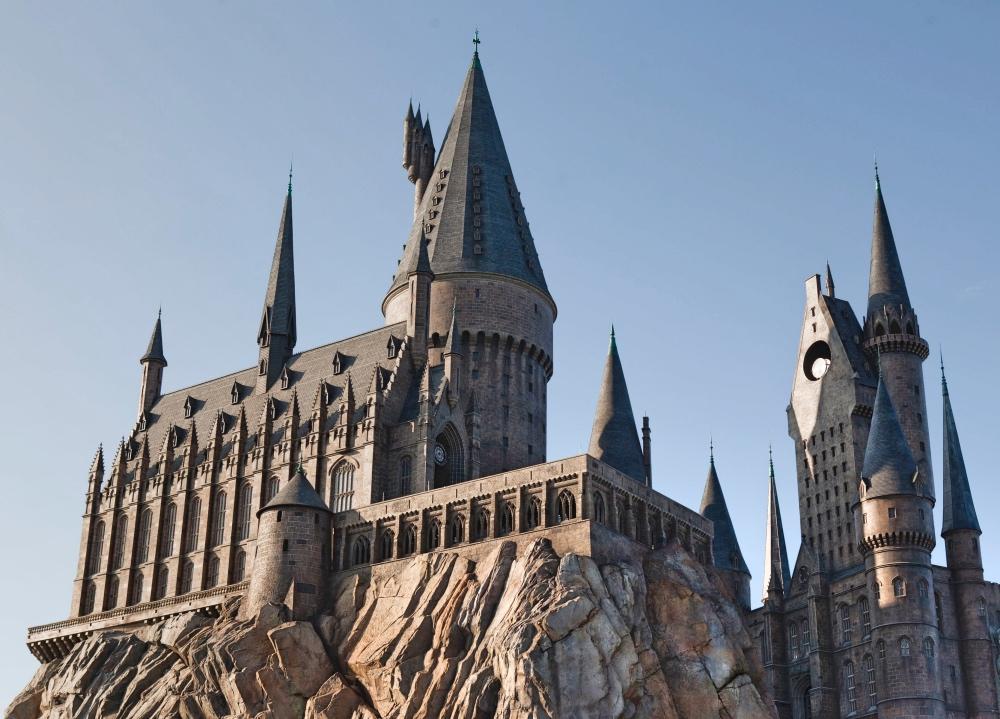 Disney Point Roteiro Grátis Islands of Adventure Castelo Hogwarts