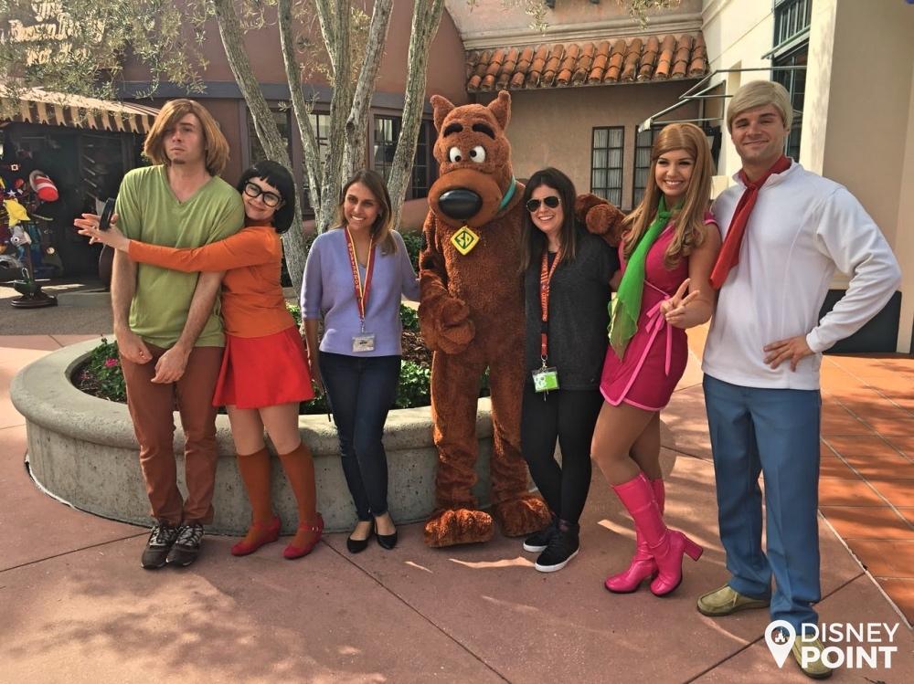 Turminha do Scooby Doo!