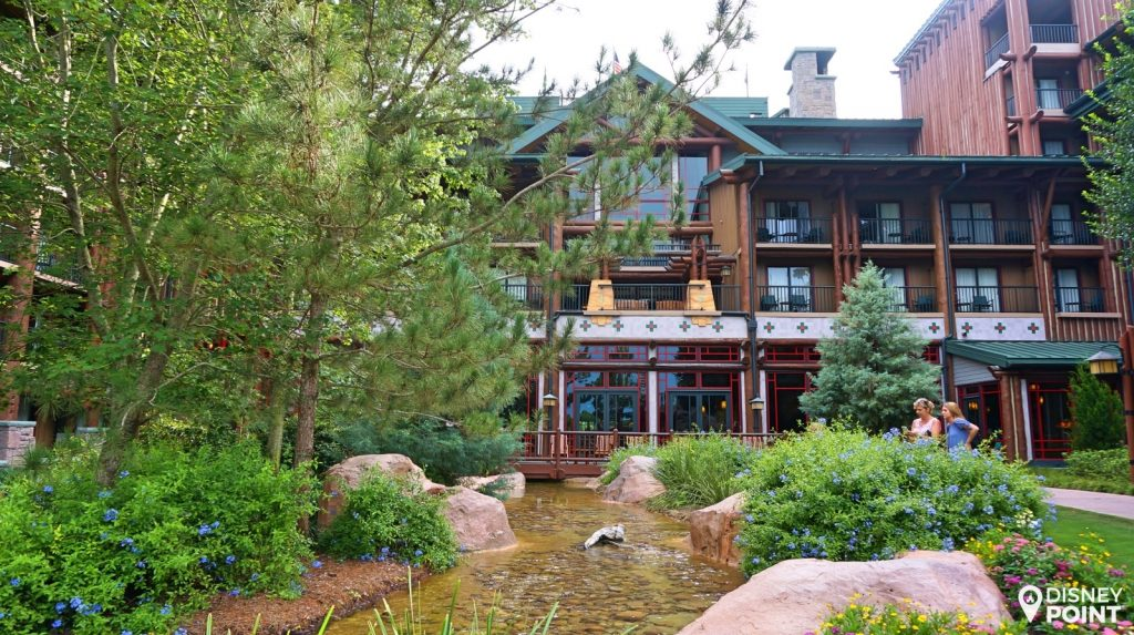 Essa matéria fala exclusivamente do Disney's Wilderness Lodge!