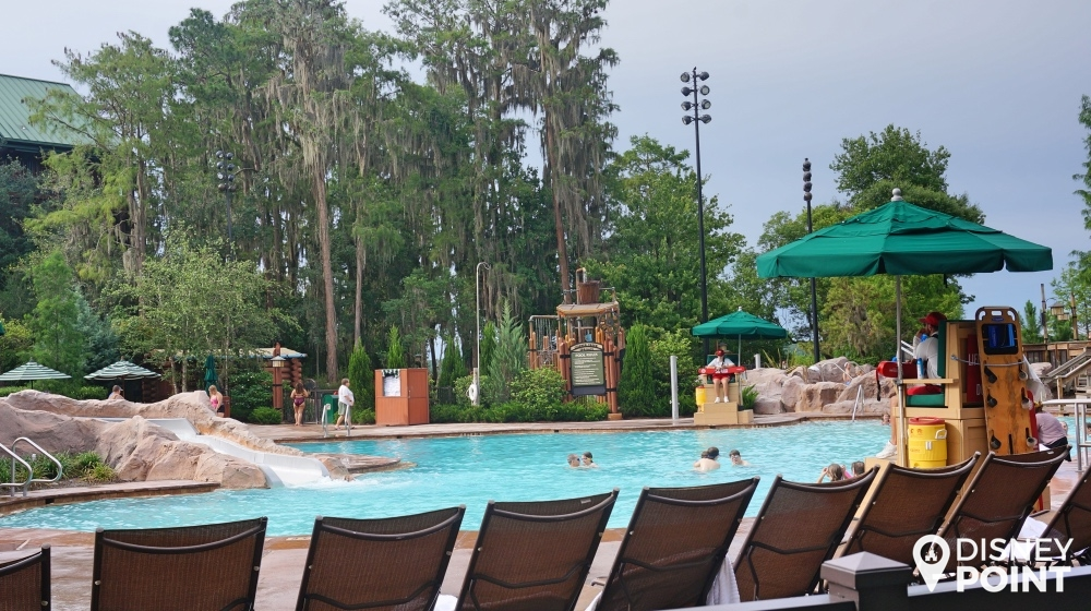 Disney Point Wilderness Lodge Piscina 1