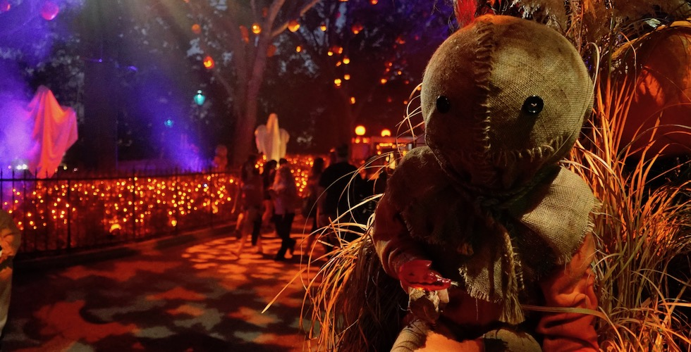 DIsney Point Halloween Horror Nights 2018