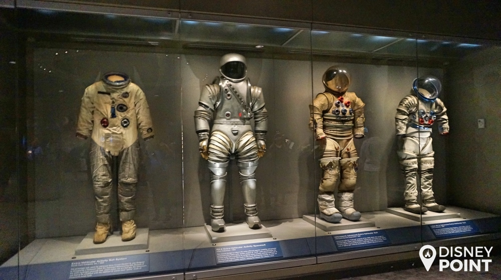 Disney Point Kennedy Space Center NASA Roteiro Roupas Astronautas
