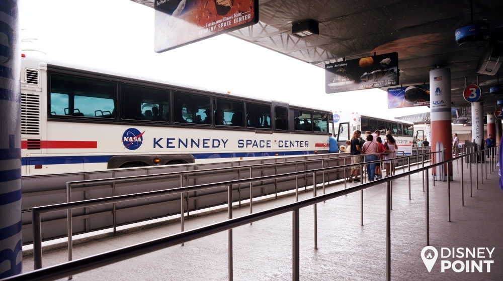 Disney Point Kennedy Space Center NASA Roteiro Shuttle