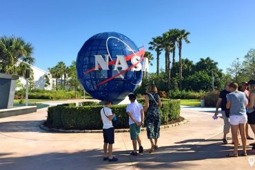 Disney Point Roteiro Kennedy Space Center Nasa Globo