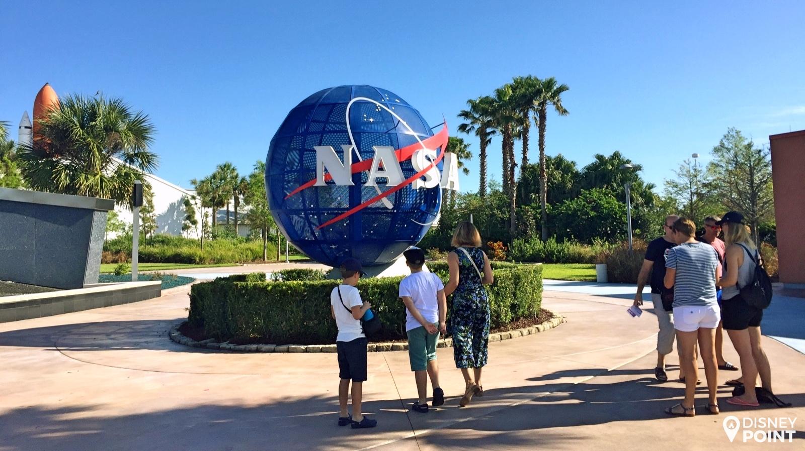 Disney Point Roteiro Kennedy Space Center Nasa Globo