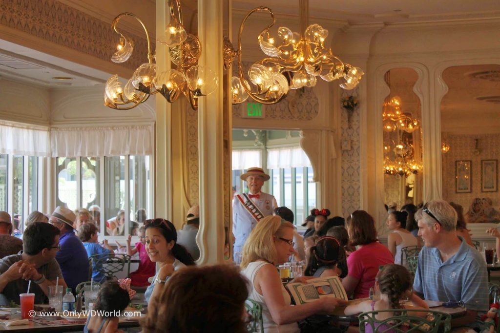 Disney Point The Plaza Restaurant Magic Kingdom Prefeito