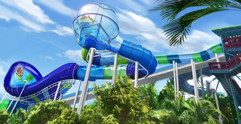 Disney Point Aquatica Ray Rush