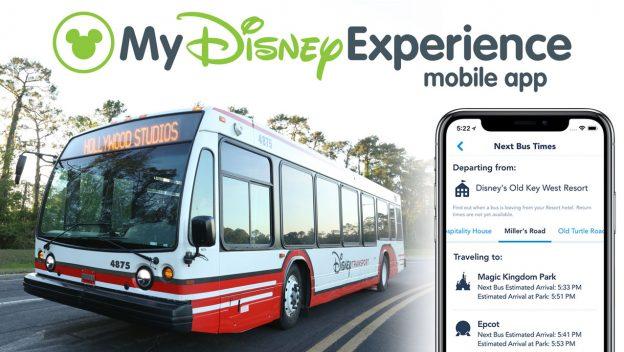 Disney Point My Disney Experience Ônibus
